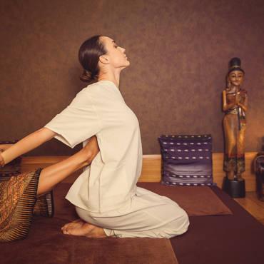 Traditionele Thaimassage